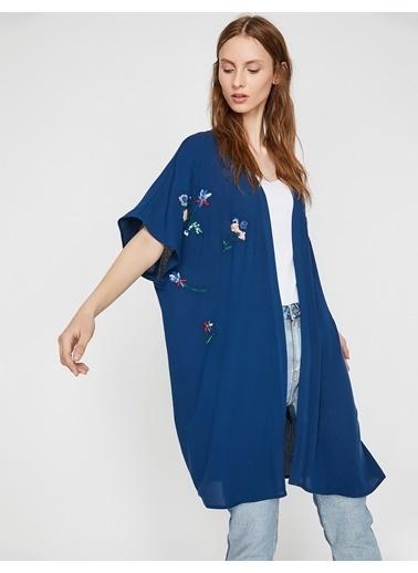 Koton Kimono İndigo